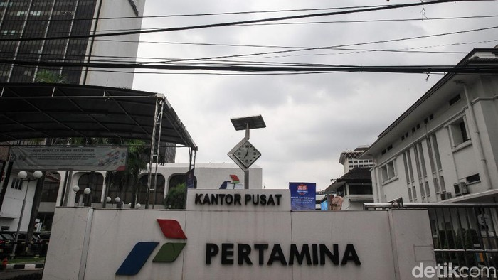Gedung Kantor Pusat Pertamina, headquarter of Pertamina