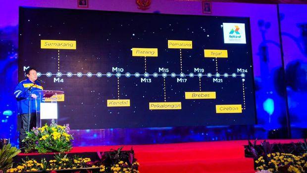 BPH Migas Optimis Proyek Pipa Cirebon-Semarang Rampung dalam 2 Tahun