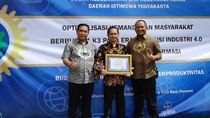 Brantas Abipraya Raih Zero Accident di Proyek Jaringan Irigasi DIY