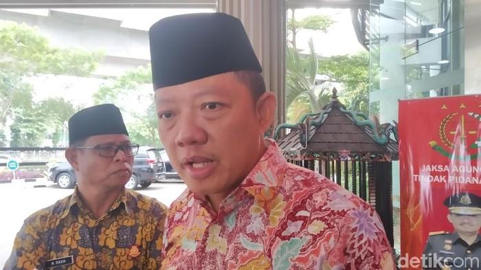 Direktur Penyidikan Jampidsus Kejagung, Febrie Adriansyah.