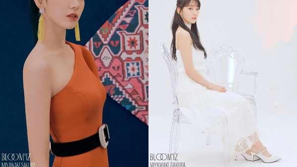Penampilan Bak Boneka IZ*ONE di Teaser Foto Comeback