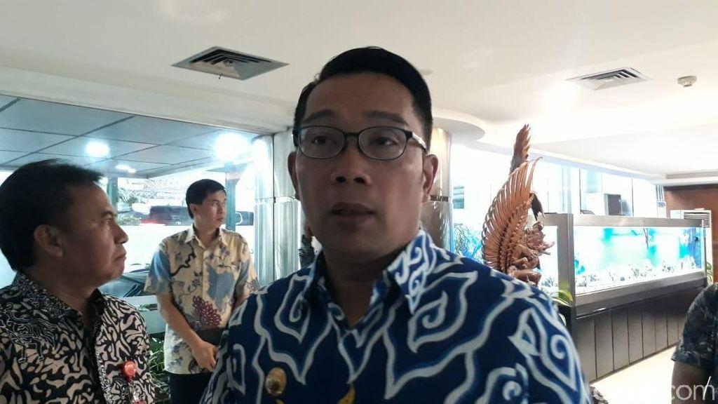 Usulan Si Kaya Nikahi Si Miskin, Ridwan Kamil: Cinta Tak Bisa Dipaksakan