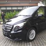 Ototest Mercedes-Benz New Vito: Lebih Dekat dengan Van Mewah Ala Sultan