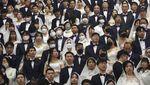 Ribuan Warga Korsel Ikut Nikah Massal di Tengah Wabah Corona