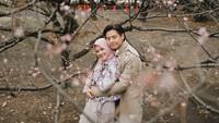 7 Potret Pasangan Artis Cantik yang Pilih Jadi Mualaf Sebelum Menikah