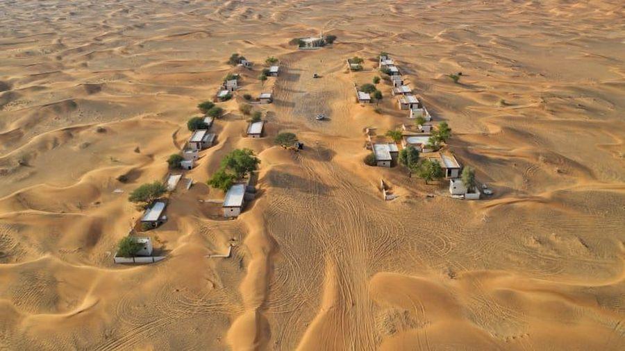 Desa Al Madam UEA