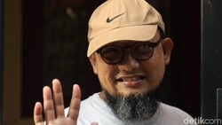Pimpin Langsung Penangkapan Nurhadi, Novel Baswedan: Ini Kerja Tim Penyidik
