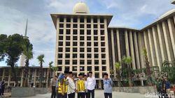 Pakai Uang Negara, Terowongan Istiqlal-Katedral Dibangun Bulan Depan