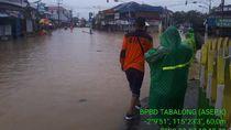 Banjir hingga 2 Meter Landa Tabalong Kalsel
