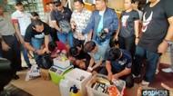 4 Pembuat Ganja Sintetis di Surabaya Dibawa ke Jakarta