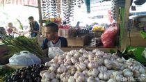 Imbas Virus Corona, Harga Bawang Putih Melonjak