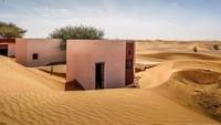 Al Madam adalah contoh pola dasar perumahan Shabi. Pola perumahan di desa itu adalah model gabungan ditandai pagar memutar, halaman terbuka, dan kamar standar. Permukiman baru begitu cepat dibangun tanpa infrastruktur yang matang, listrik dan air contohnya (Foto: CNN)