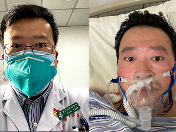 Li Wenliang, Dokter Whistle Blower yang Meninggal Tertular Virus Corona