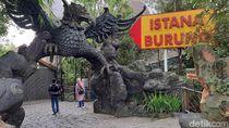 Bermain Sambil Belajar di Taman Wisata Purbasari di Purbalingga