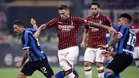 Derby Milan Vs Inter Digelar Akhir Pekan Ini...Secara Virtual