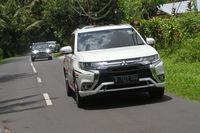 Plus Minus Mobil 'Hijau' Rp 1,2 Miliar Mitsubishi Jelajah Lombok