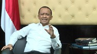 Bahlil Klaim Berhasil Eksekusi Investasi Mangkrak Rp 410 Triliun