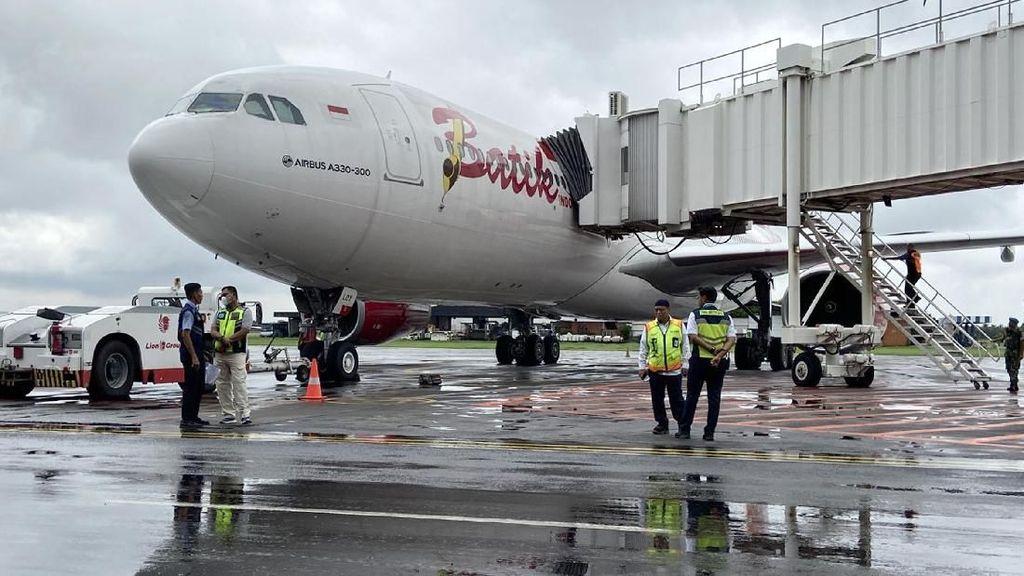 Deretan Pesawat yang Evakuasi Warganya dari China