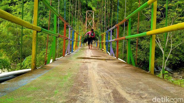 Menikmati Indahnya Isi Cawet, Desa Alami nan Mempesona di Pemalang