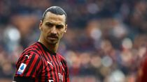 Gelar Tapir Emas Ibrahimovic Jelang Milan Vs Juventus