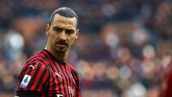 Cedera Saat Latihan, Ibrahimovic Bakal Akhiri Musim Lebih cepat?