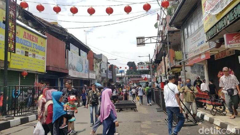 Cap Go Meh di Bogor