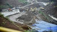 Lagi Dikebut, Ini Progres Bendungan Penangkal Banjir Jakarta