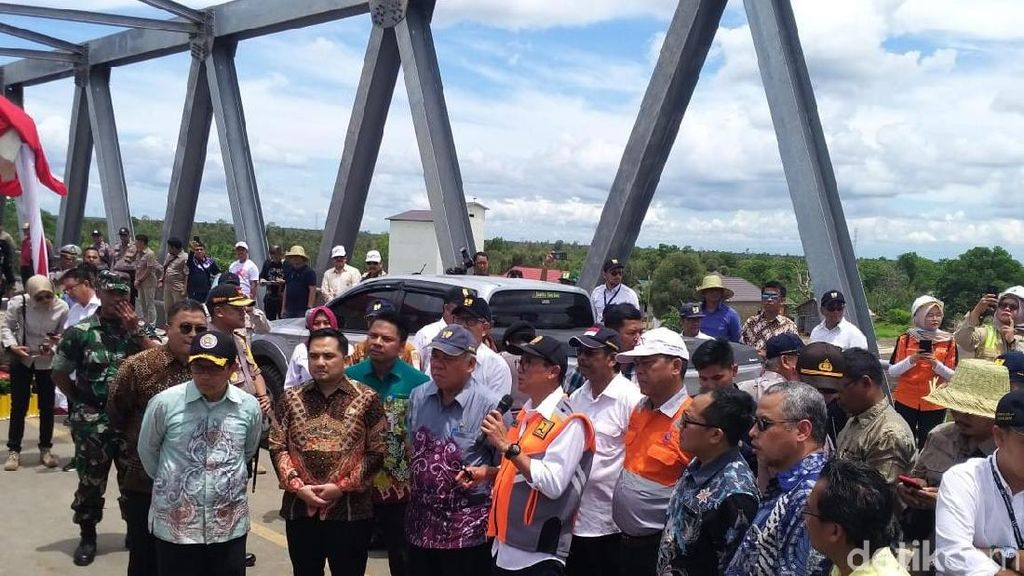Ada Overpass, Truk Batu Bara Tak Lagi Ganggu Warga di Kalsel