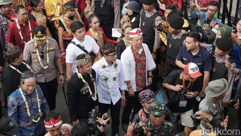 Perayaan Cap Go Meh Bogor 2020