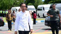 Resmikan Pabrik Rayon dan Benang, Jokowi: Bukan dari Jakarta