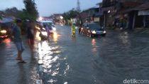 Diguyur Hujan Terus Menerus, 5 Kecamatan di Bandung Kembali Banjir