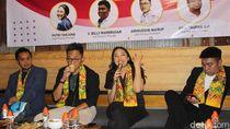 Putri Tanjung Berbagi Kiat Sukses Wirausaha ke Milenial Banjarmasin