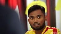 Saddil Ramdani Tolak Status Pemain Bintang