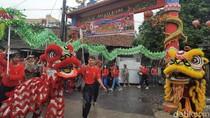 Perayaan Cap Go Meh 2020 Diperingati dengan Pawai Keliling Bekasi