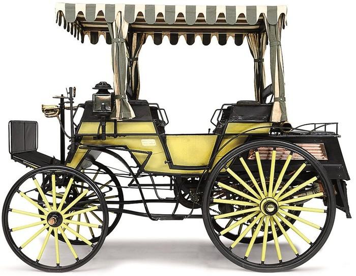Benz Victoria Phaeton