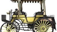 Sejarah Bus Mercedes-Benz di Indonesia, Ternyata Berawal dari Kereta Setan