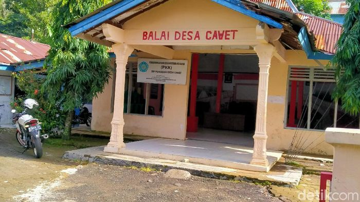 Desa Cawet di Pemalang