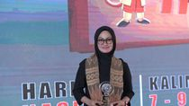 Bupati Luwu Utara Raih Penghargaan Anugerah Kebudayaan dari PWI Pusat