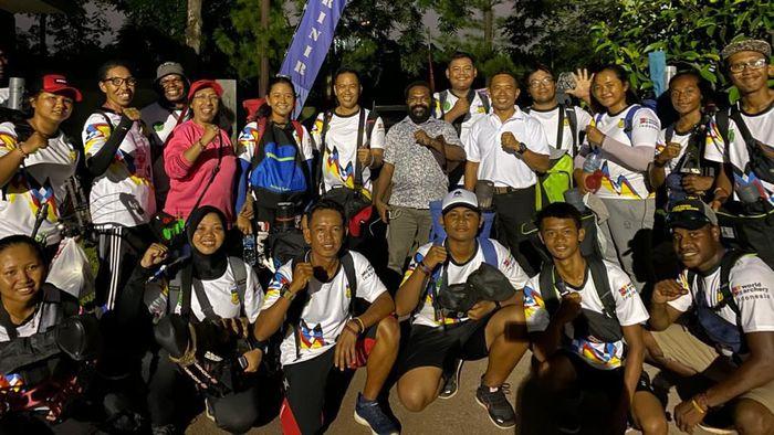 Tim panahan Papua untuk PON 2020