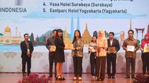 The Trans Luxury Hotel Harumkan Bandung di Event MICE Global