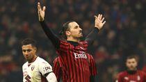 Ibrahimovic: Belum Ada yang Bisa Gantikan Zlatan