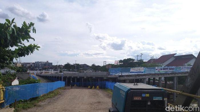 Proyek jembatan pengganti Jembatan Barito