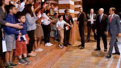 Di Depan Jokowi, Gubernur Jenderal Australia Pidato Berbahasa Indonesia