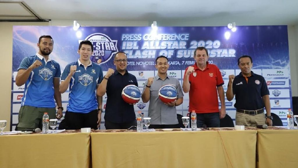 IBL All-Star Tantang Indonesia Patriot di Yogyakarta