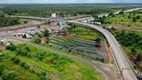 Dengan adanya prasrana tersebut, terutama jembatan Antang, masyarakat setempat kini memiliki akses lebih baik untuk menuju Kabupaten Barito Kuala.