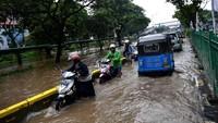 Ini Strategi PUPR Bentengi Jakarta dari Kepungan Banjir