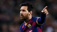 Messi Disambut Bak Maradona di Napoli