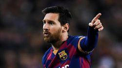 Lionel Messi: Puasa Gol di 4 Laga, Lalu Cetak Quat-trick Lawan Eibar