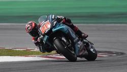 Quartararo Kena Sanksi di MotoGP Spanyol, Ini Penyebabnya