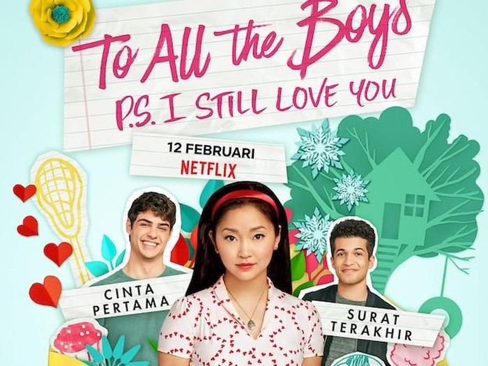 Film To All the Boys Ive Loved Before 2
